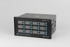 XMT-JK12 Series Multi Way Intelligent Hitastig Controller