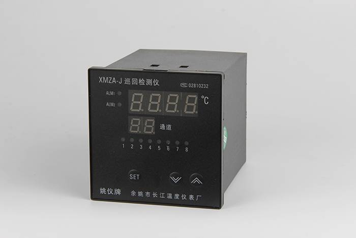 XMZ-J8 Multi Way Intelligent Temperature Itinerant  Detecting Controller Featured Image