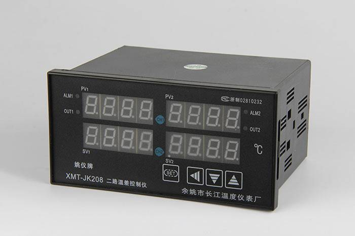 XMT-JK208 Series  Multi Way Intelligent Temperature Controller Featured Image