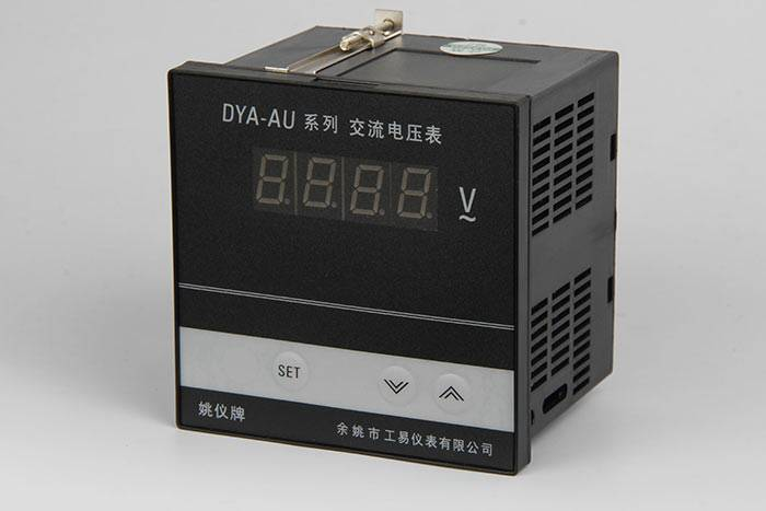 D Series  Digital Voltmeter Featured Image