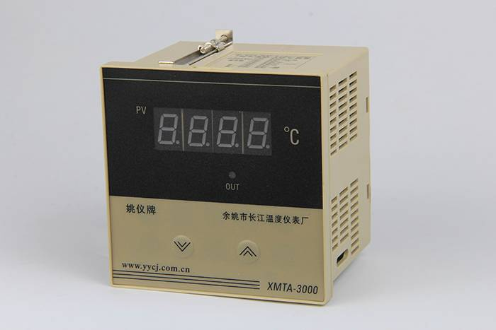 XMT-3000 Series Single Input Type Intelligent Temperature Controller Featured Image