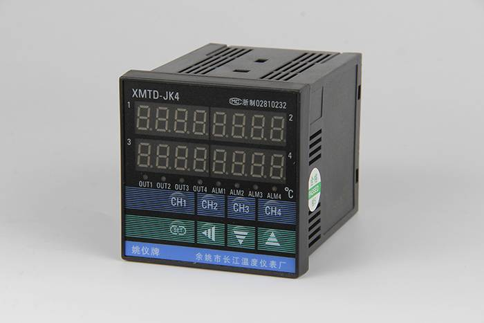 XMT-JK408 Series Multi Way Intelligent Temperature Controller Featured Image