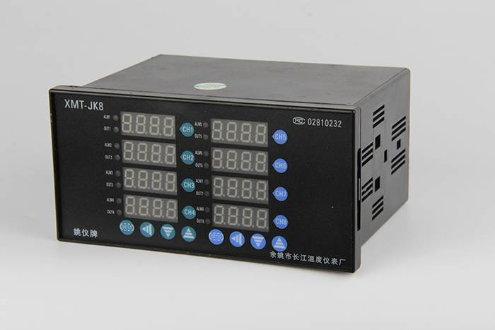 XMT-JK808  Series Multi Way Intelligent Temperature Controller Featured Image