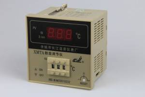 XMT  Digital Display Two Step Temperature Controller