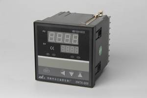 XMT-808 Series  Universal Input Type Intelligent Temperature Controller