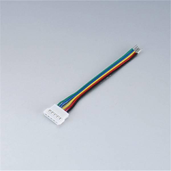 wiring harness m12 best price on molex connectors wire harness cable     yuanyue wiring harness melted best price on molex connectors wire