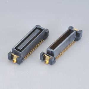 Board To Board Pitch :0.635MM  SMD Top Entry Type H8.0MM Position 10-100Pin