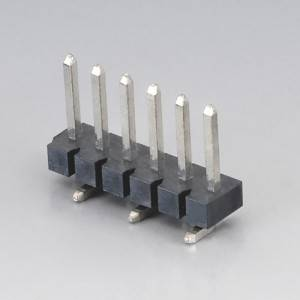 Pin Header  Pitch:5.08mm(.200″) Single Row  SMD Type