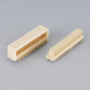 Board To Board Pitch :0.8MM  SMD Side Entry Type H5.2MM Position 10-100Pin