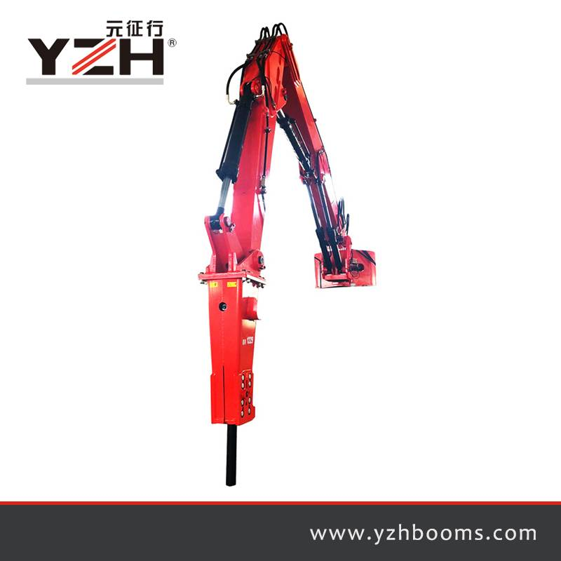 Pedestal Breaker Boom System XL940 Featured Image