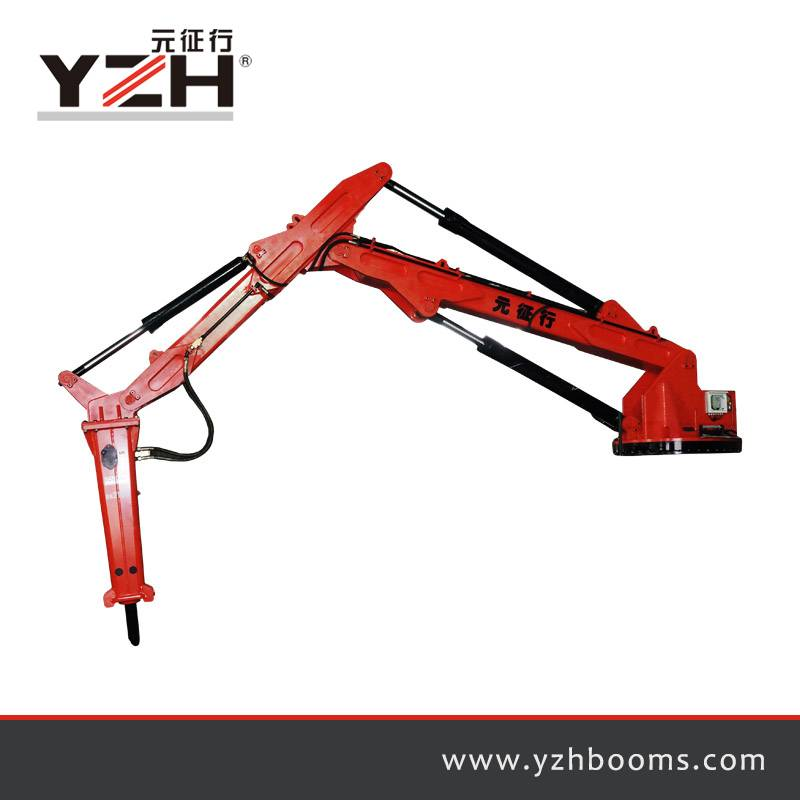 Portable Rockbreaker Booms System XL940R