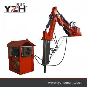 Europe style for Stationary Boom Breaker -