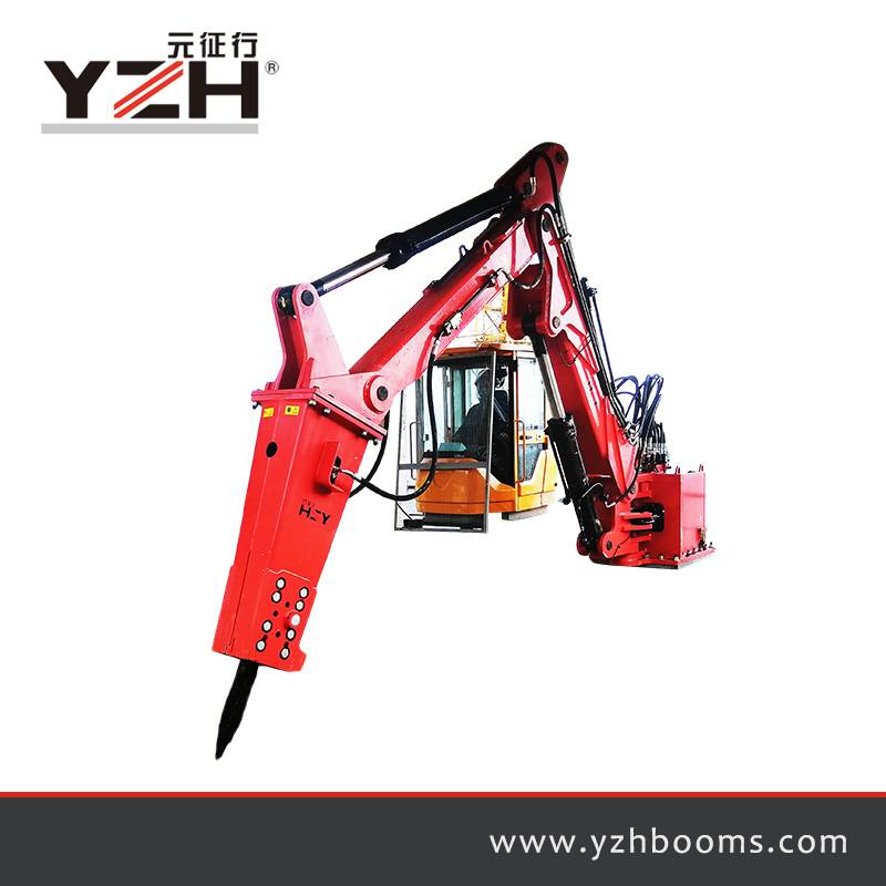 Pedestal Breaker Boom System XM300 Featured Image