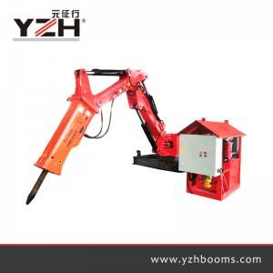 China Cheap price Pedestal Booms System -