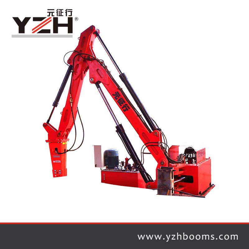 Pedestal Breaker Boom System M630 Featured Image