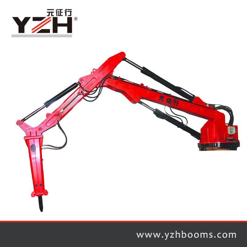 Mobile Rockbreaker Booms System L940R Featured Image