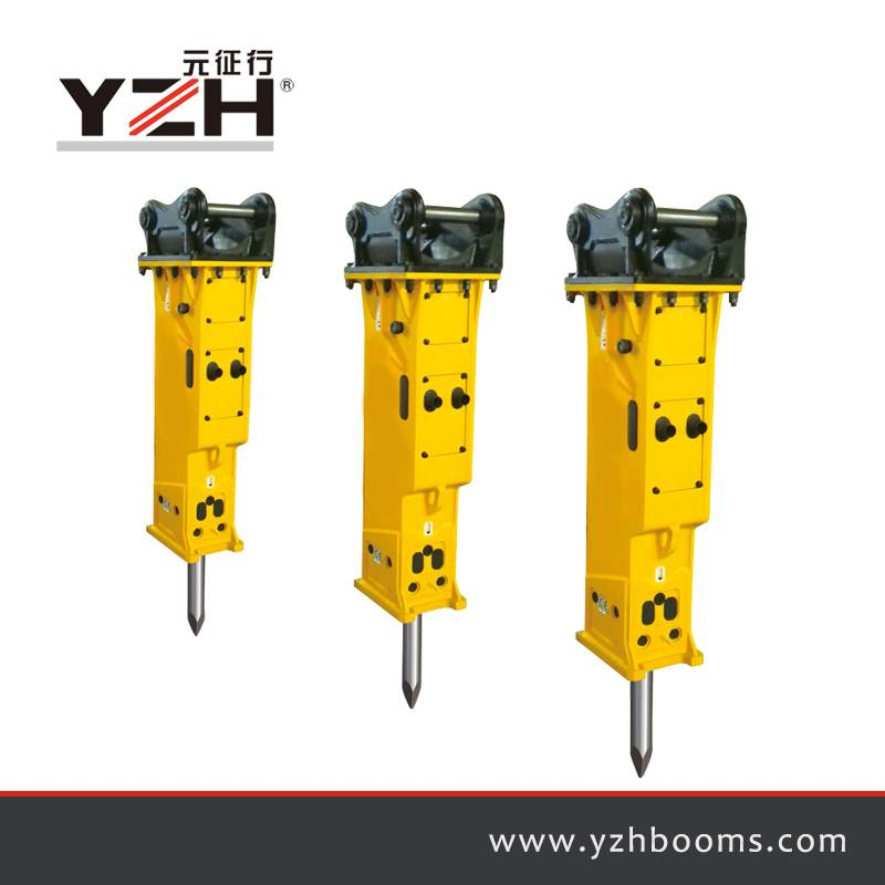 Mute Type Hydraulic Rock Breaker