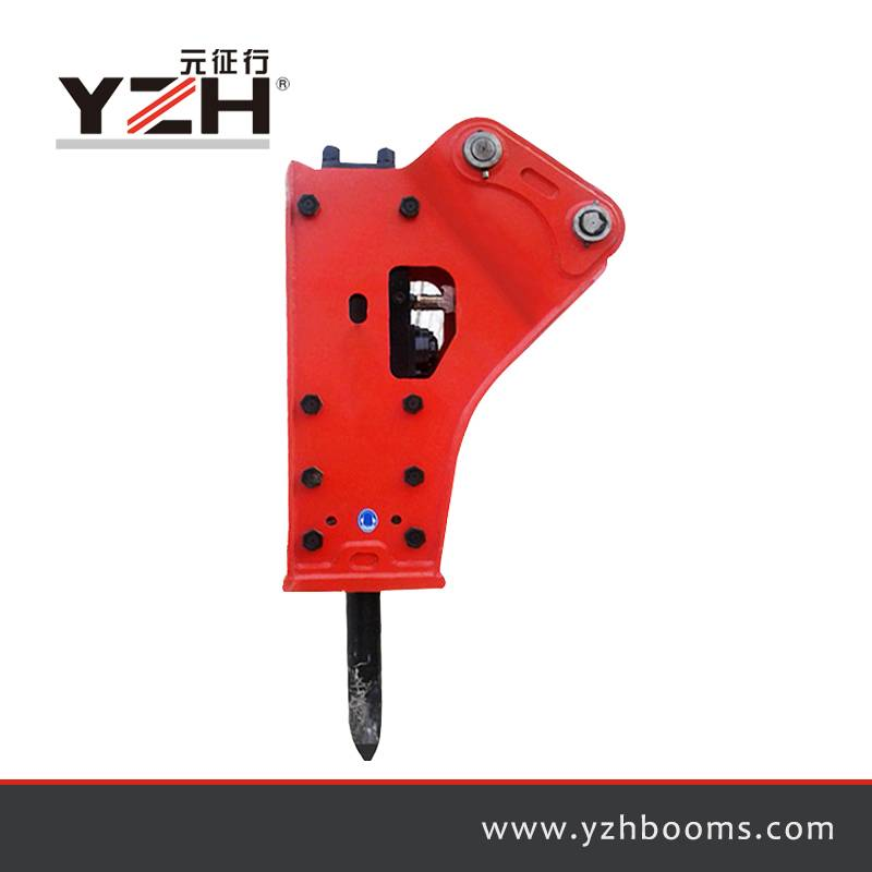 Side Type Hydraulic Rock Breaker