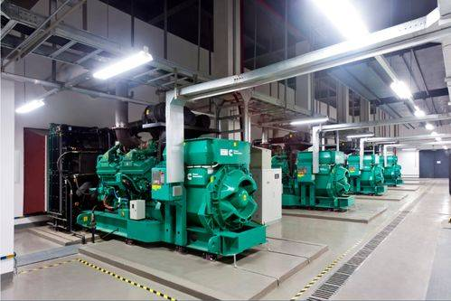 Specific requirements of diesel generator set installation site