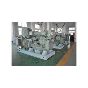Factory directly Cummins Industrial Generators -