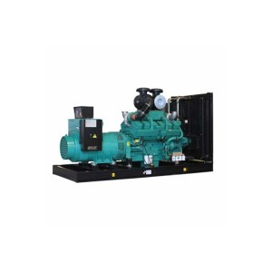 China New Product Diesel Genset Suppliers -