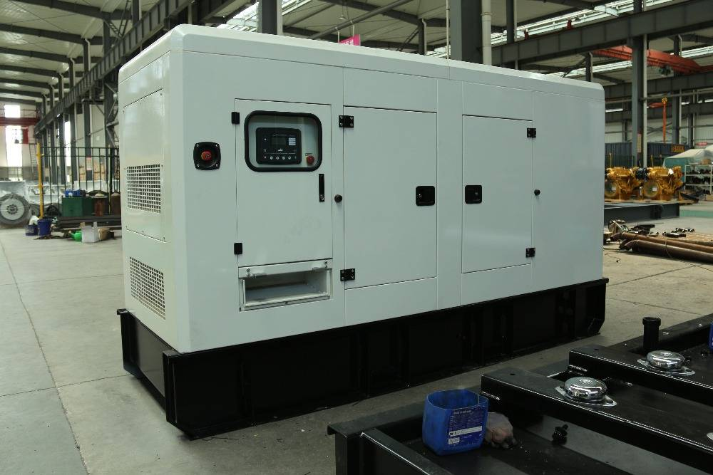 Advantages of silent diesel generator