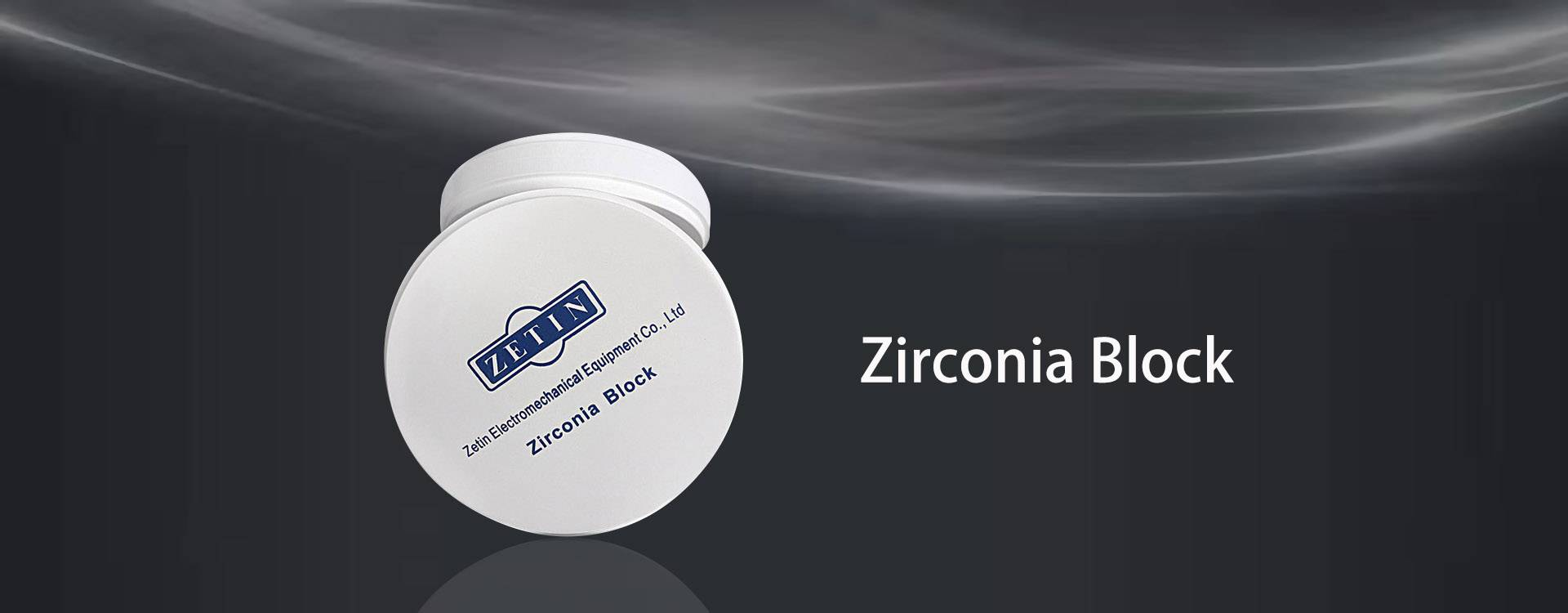 Zetin zirconia block for dental