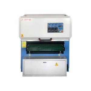 Hait finishing machine