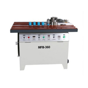 Manual pinggiran mesin sealing MFB-360