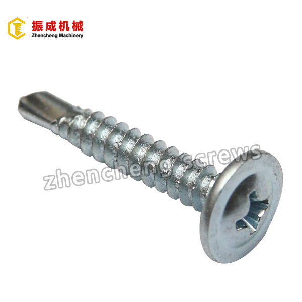 factory low price Fine/Coarse Dry Wall Screws - Philip Truss Head Self Tapping And Self Drilling Screw 3 – Zhencheng Machinery