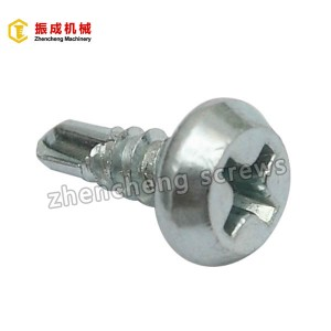 High Quality Din7504 Self-drilling Screw - Philip Bee Head Self Tapping And Self Drilling Screw – Zhencheng Machinery