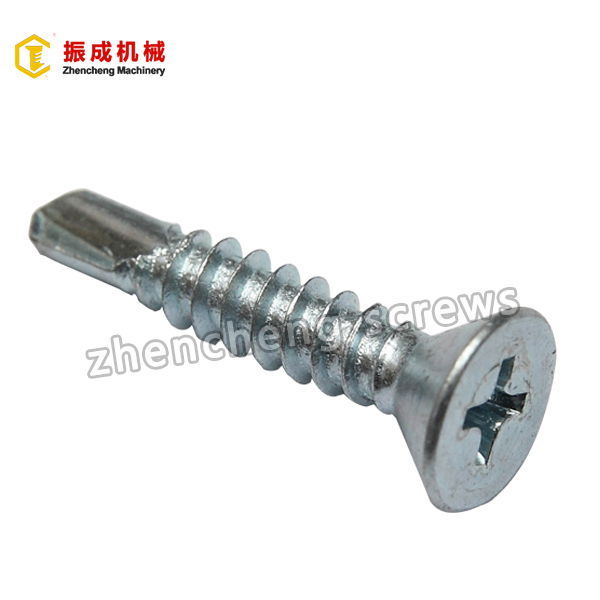 Excellent quality Mdf Board Screw - Philip Flat Head Self Tapping And Self Drilling Screw 8 – Zhencheng Machinery Featured Image