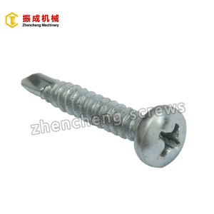 Philip Pan Head Self Tapping And Self Drilling Screw