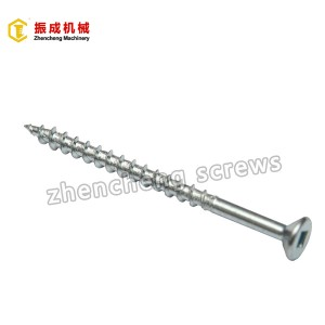 China Gold Supplier for Chip Board Screw - Self Tapping Screw 1 – Zhencheng Machinery
