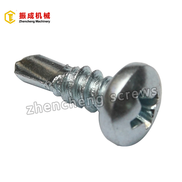 100% Original Factory Din 967 Machine Screw Price - Philip Pan Head Self Tapping And Self Drilling Screw 1 – Zhencheng Machinery