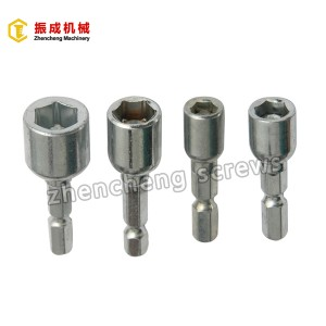 Factory Price Self Tapping Wood Screw - collet series – Zhencheng Machinery