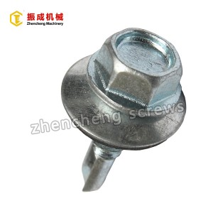Hex Washer Head Self Tapping And Self Drilling Screw 5