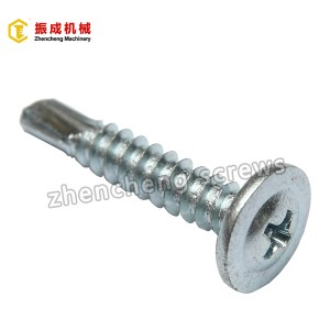 Philip Truss Serokê Self Tapping Û Self Drilling Screw 1