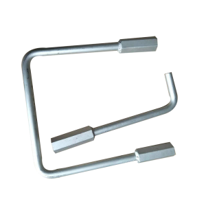 8.8 Hot dip galvanized L type bolt