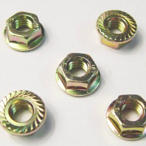 New Fashion Design for Galvanized Nut -