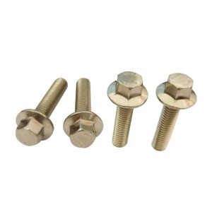 Special Design for Triangle Head Bolt -