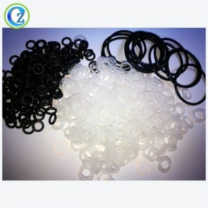 Customized NBR Silicone EPDM Viton Rubber Seal Large Diameter O Rings