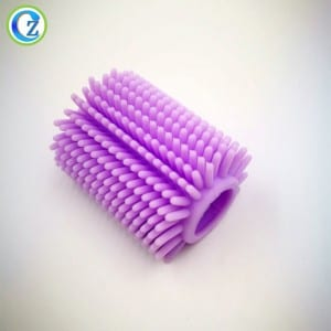 Custom FDA Facial Silicone Brush Best Beauty Silicone Face Cleansing Brush