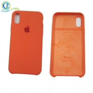 Custom Colored Silicone Rubber Mobile Phone Case High Quality Shockproof Mobile Phone Case