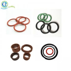 Hot Sell Durable High Temperature Resistant FKM O Ring