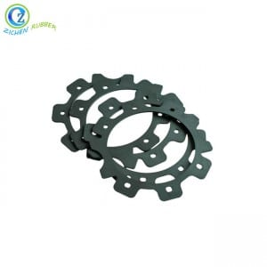 China Factory for China Co-Extruded TPE PVC Silicone Soft Rubber Seal Gasket