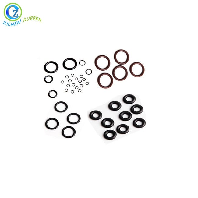 Top Grade Rubber Seals O Ring Mechanical Rubber Seal O Ring Featured Image
