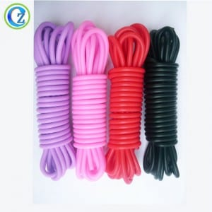 FDA BPA Free Comfortable Silicone Cord Rope for Sex Toy