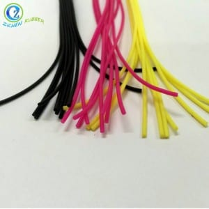 Heat Resistant Waterproof Rubber Sealing Strip FDA Silicone Rubber Strip