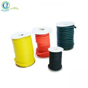 Elastic Colorful FDA Silicone Tube Flexible Rubber Hose Tube